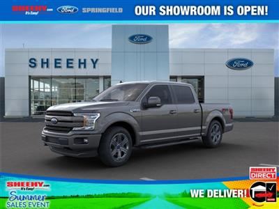2020 F-150 SuperCrew Cab 4x4, Pickup #GA34966 - photo 1