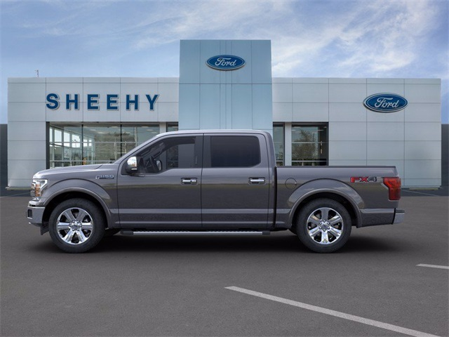 2020 F-150 SuperCrew Cab 4x4, Pickup #GA34973 - photo 5