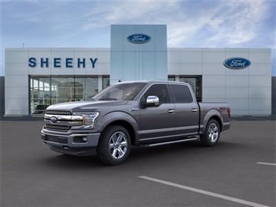 2020 F-150 SuperCrew Cab 4x4, Pickup #GA34973 - photo 4