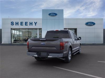 2020 F-150 SuperCrew Cab 4x4, Pickup #GA34973 - photo 8