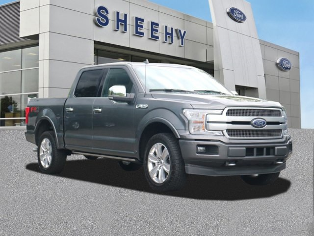 2018 F-150 SuperCrew Cab 4x4,  Pickup #GA42417 - photo 1