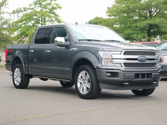 2018 F-150 SuperCrew Cab 4x4,  Pickup #GA42417 - photo 3