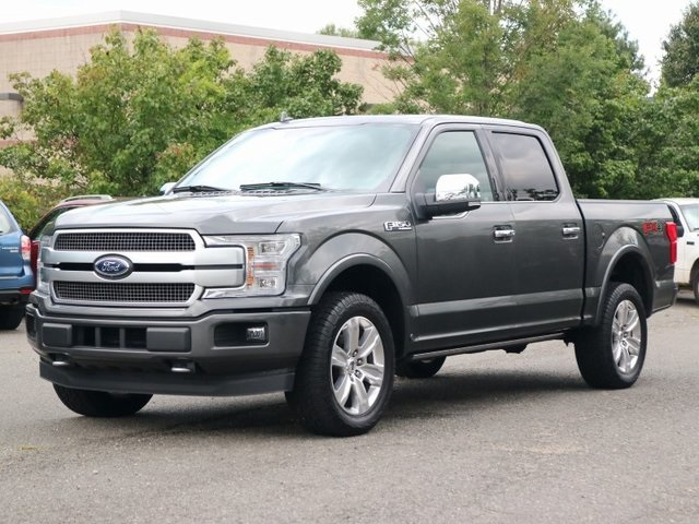 2018 F-150 SuperCrew Cab 4x4,  Pickup #GA42417 - photo 4
