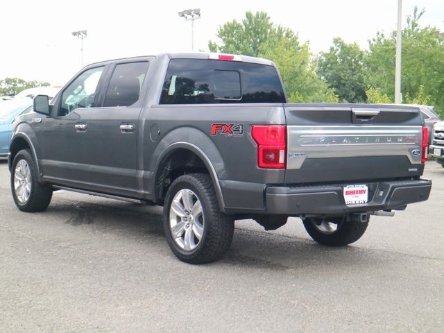 2018 F-150 SuperCrew Cab 4x4,  Pickup #GA42417 - photo 5