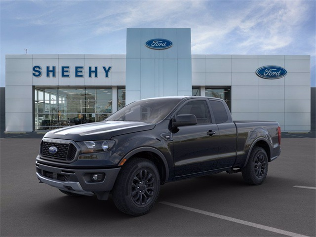 2020 Ford Ranger Super Cab 4x4, Pickup #GA44282 - photo 4