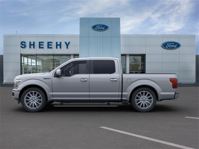 2020 F-150 SuperCrew Cab 4x4, Pickup #GA46265 - photo 4