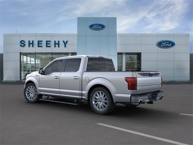 2020 F-150 SuperCrew Cab 4x4, Pickup #GA46265 - photo 2