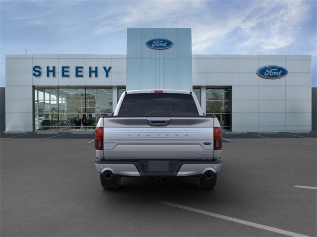 2020 F-150 SuperCrew Cab 4x4, Pickup #GA46265 - photo 5