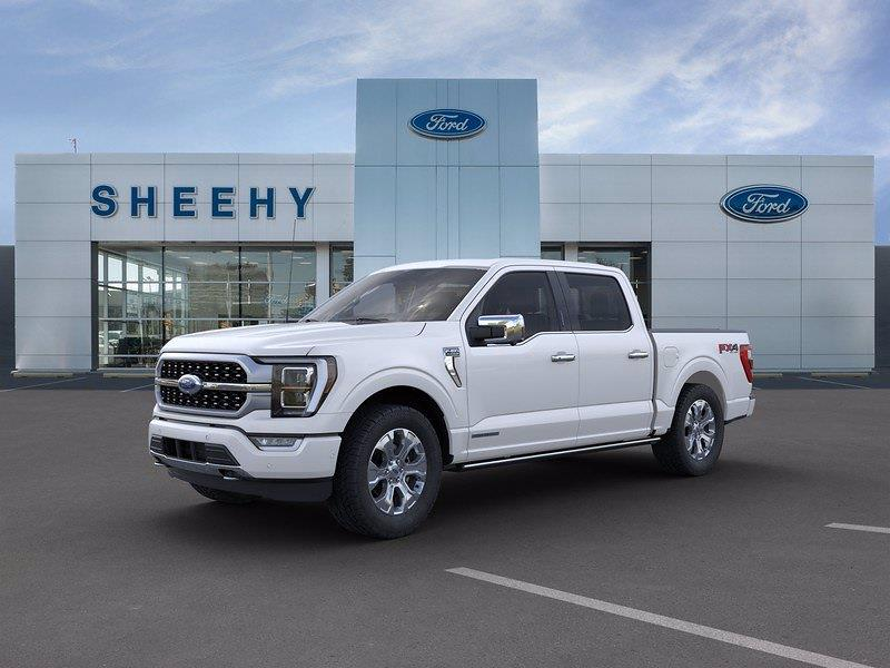 2021 Ford F-150 SuperCrew Cab 4x4, Pickup #GA46534 - photo 4