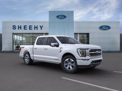 2021 Ford F-150 SuperCrew Cab 4x4, Pickup #GA46534 - photo 1