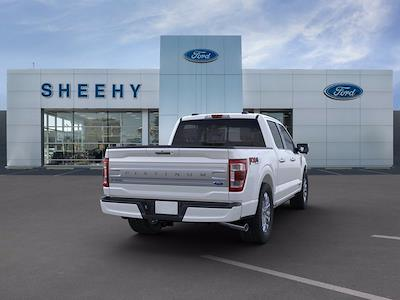 2021 Ford F-150 SuperCrew Cab 4x4, Pickup #GA46534 - photo 2
