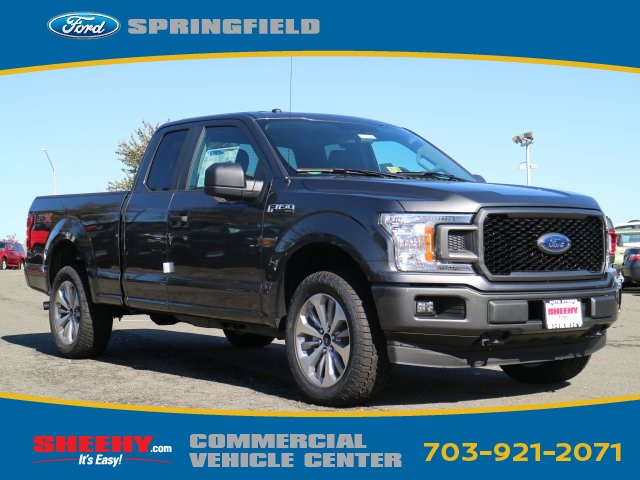 2018 F-150 Super Cab 4x4, Pickup #GA46658 - photo 3