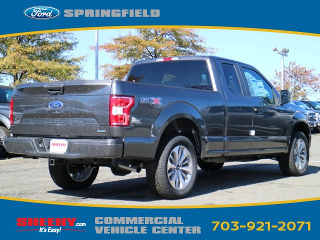 2018 F-150 Super Cab 4x4, Pickup #GA46658 - photo 4
