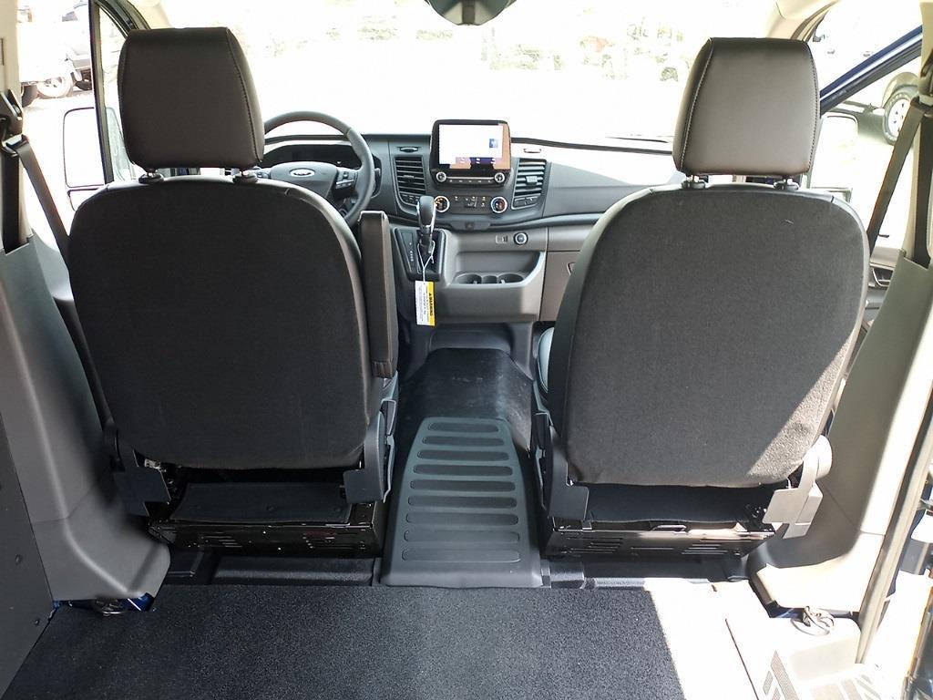 2021 Ford Transit 250 Low Roof 4x2, Empty Cargo Van #GA51837 - photo 23