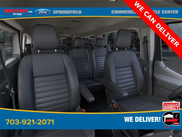 2020 Transit 350 Low Roof RWD, Passenger Wagon #GA52489 - photo 10