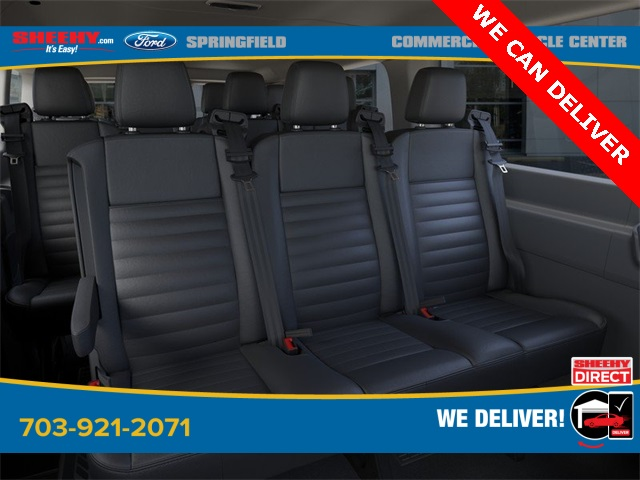 2020 Transit 350 Low Roof RWD, Passenger Wagon #GA52489 - photo 11