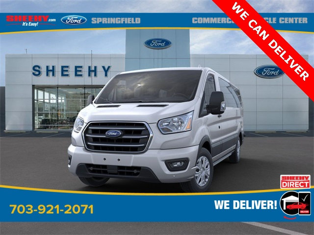 2020 Transit 350 Low Roof RWD, Passenger Wagon #GA52489 - photo 3