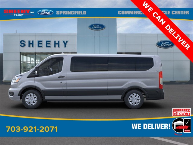 2020 Transit 350 Low Roof RWD, Passenger Wagon #GA52489 - photo 4