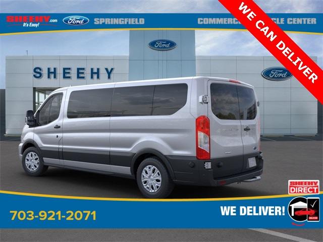 2020 Transit 350 Low Roof RWD, Passenger Wagon #GA52489 - photo 2