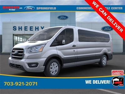 2020 Transit 350 Low Roof RWD, Passenger Wagon #GA52489 - photo 1