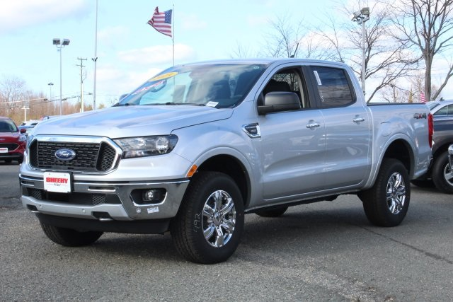 2019 Ranger SuperCrew Cab 4x4, Pickup #GA53899 - photo 3