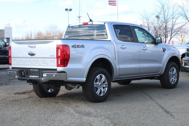 2019 Ranger SuperCrew Cab 4x4, Pickup #GA53899 - photo 2