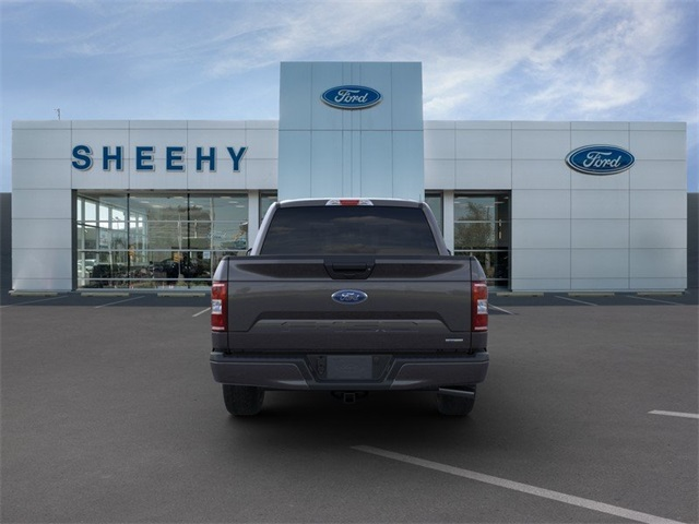 2020 F-150 SuperCrew Cab 4x4, Pickup #GA55272 - photo 5