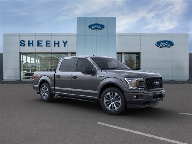 2020 F-150 SuperCrew Cab 4x4, Pickup #GA55272 - photo 7