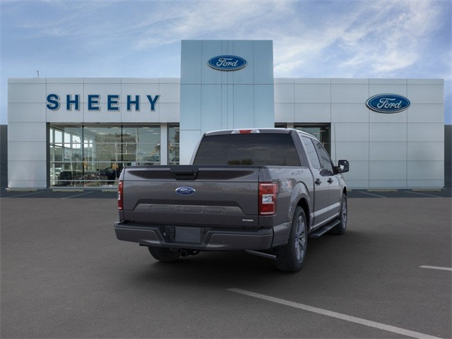 2020 F-150 SuperCrew Cab 4x4, Pickup #GA55272 - photo 8