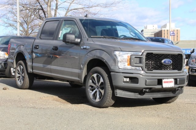 2020 F-150 SuperCrew Cab 4x4, Pickup #GA55273 - photo 1