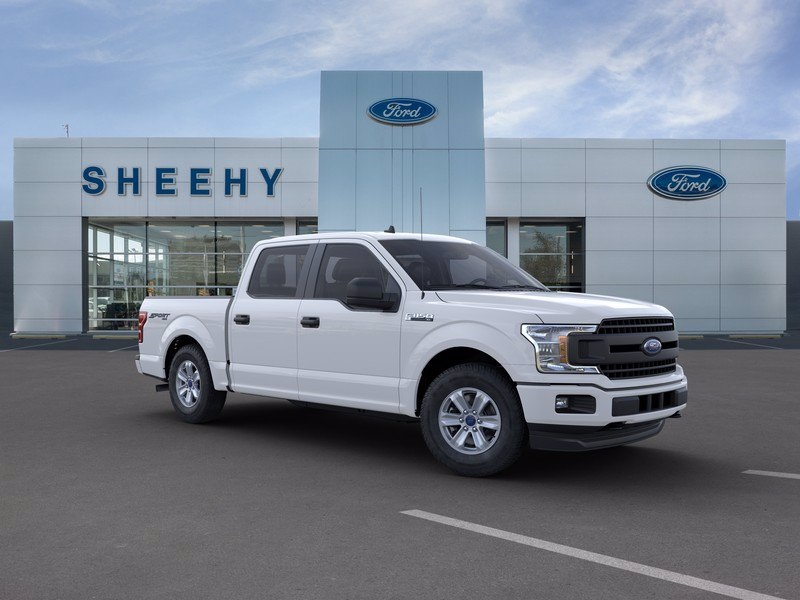 2020 F-150 SuperCrew Cab 4x4, Pickup #GA55274 - photo 1