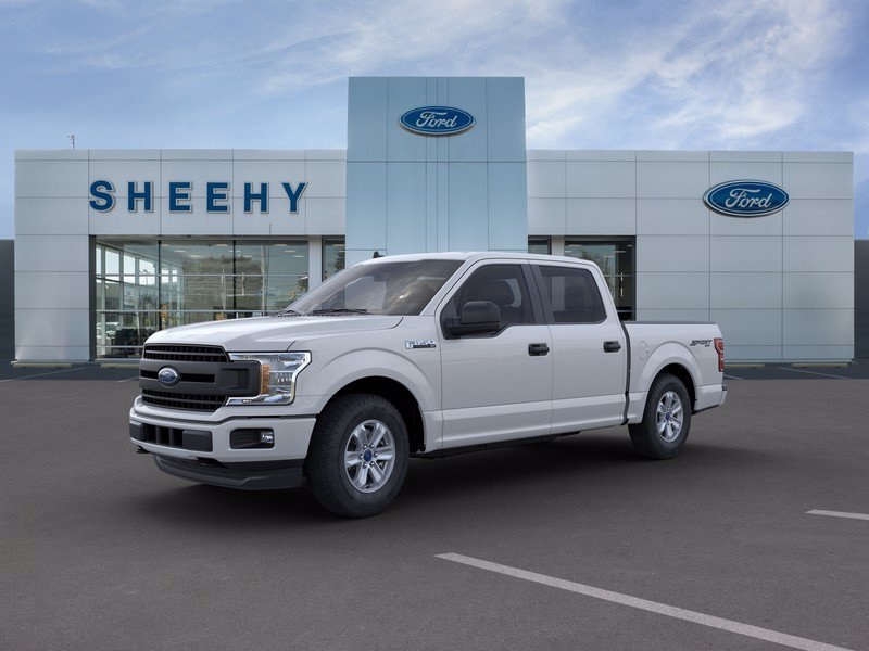 2020 F-150 SuperCrew Cab 4x4, Pickup #GA55274 - photo 2