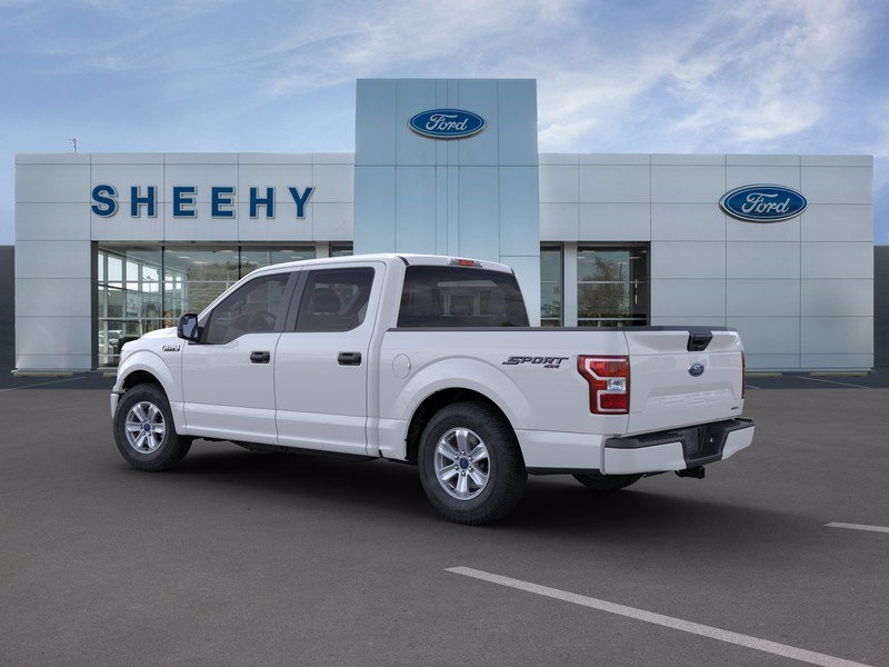 2020 F-150 SuperCrew Cab 4x4, Pickup #GA55274 - photo 6