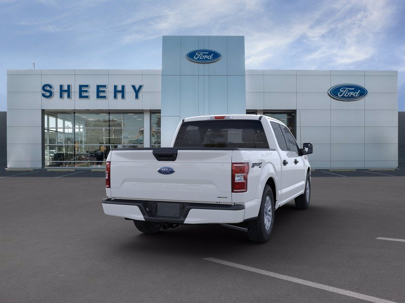 2020 F-150 SuperCrew Cab 4x4, Pickup #GA55274 - photo 8