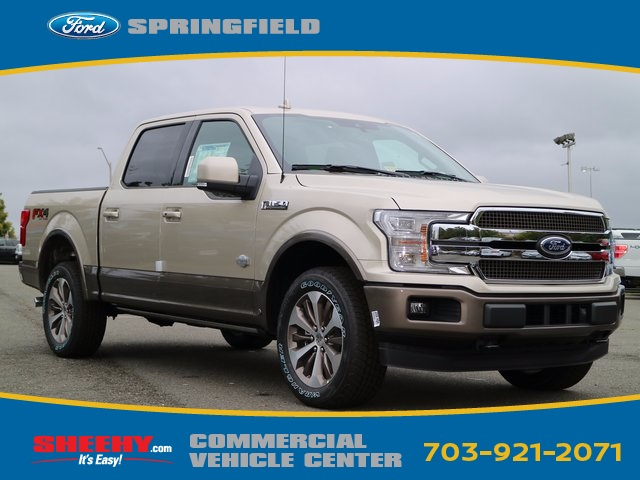 2018 F-150 SuperCrew Cab 4x4, Pickup #GA57686 - photo 3