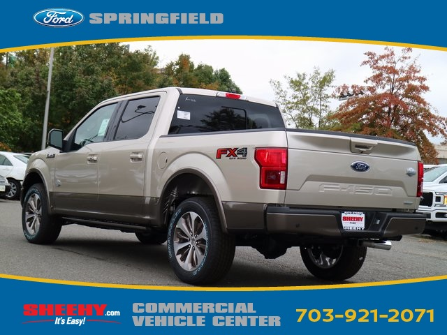 2018 F-150 SuperCrew Cab 4x4, Pickup #GA57686 - photo 2