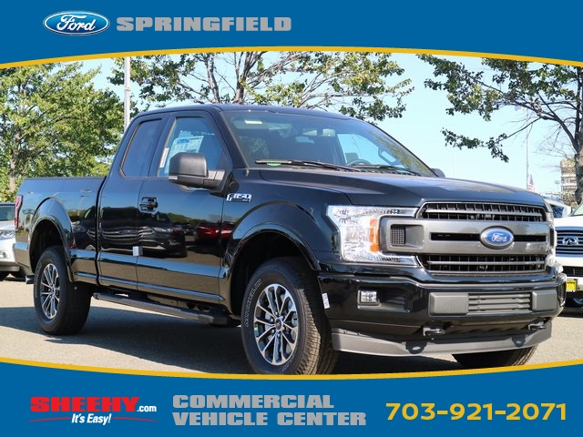 2018 F-150 Super Cab 4x4, Pickup #GA57689 - photo 3