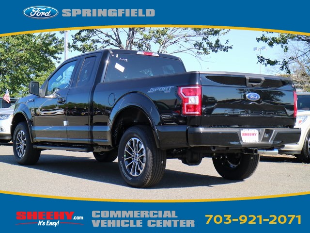 2018 F-150 Super Cab 4x4, Pickup #GA57689 - photo 2