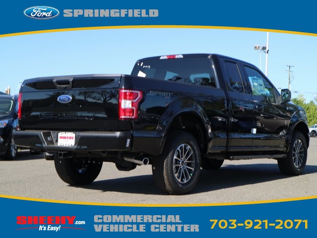 2018 F-150 Super Cab 4x4, Pickup #GA57689 - photo 4