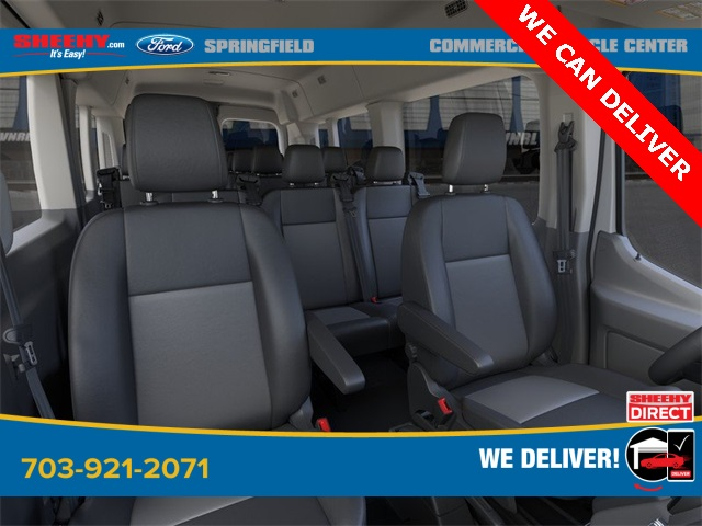 2020 Transit 350 Med Roof RWD, Passenger Wagon #GA58844 - photo 10