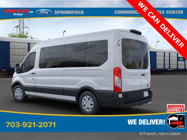 2020 Transit 350 Med Roof RWD, Passenger Wagon #GA58844 - photo 1