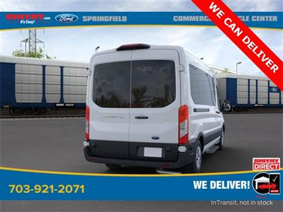 2020 Transit 350 Med Roof RWD, Passenger Wagon #GA58844 - photo 8