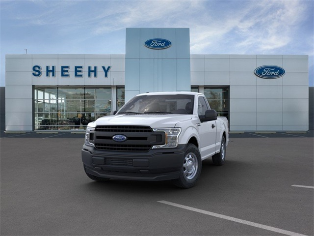 2020 F-150 Regular Cab 4x2, Pickup #GA60886 - photo 3