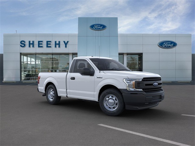 2020 F-150 Regular Cab 4x2, Pickup #GA60886 - photo 7