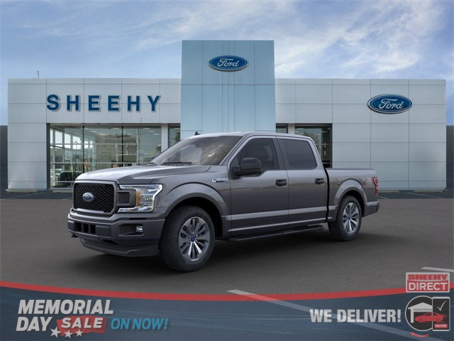 2020 F-150 SuperCrew Cab 4x4, Pickup #GA60888 - photo 1