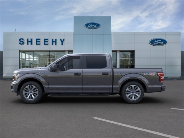 2020 F-150 SuperCrew Cab 4x4, Pickup #GA60888 - photo 4