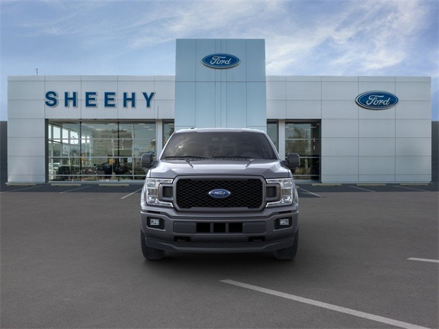 2020 F-150 SuperCrew Cab 4x4, Pickup #GA60888 - photo 6