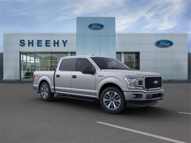 2020 F-150 SuperCrew Cab 4x4, Pickup #GA60889 - photo 7