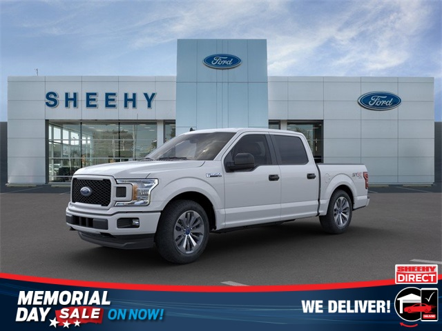 2020 F-150 SuperCrew Cab 4x4, Pickup #GA60890 - photo 1