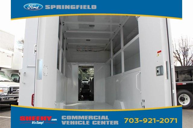 2019 Transit 350 HD DRW 4x2,  Reading Aluminum CSV Service Utility Van #GA67039 - photo 14